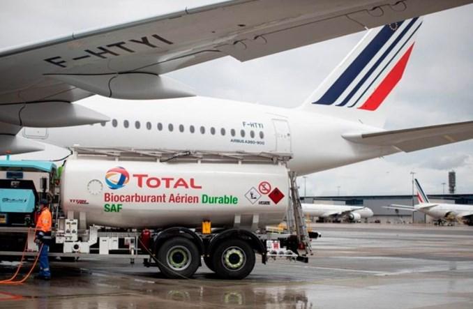 Air France-KLM: Rejs do Kanady na zrównoważonym paliwie lotniczym