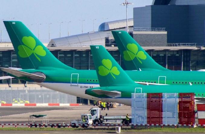 Aer Lingus zamykają jedną z baz w Irlandii. Nowa trasa z Belfastu