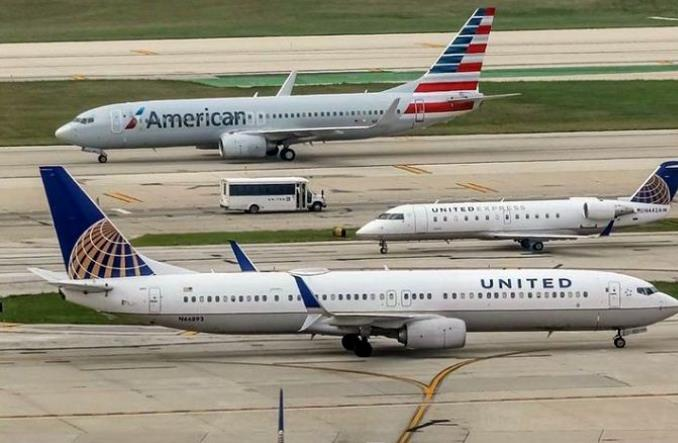 American Airlines i United Airlines dolecą znów do Hiszpanii