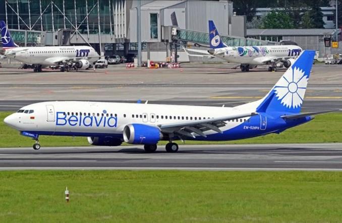 Dlaczego Belavia przyleciała do Polski? Wyjaśniamy