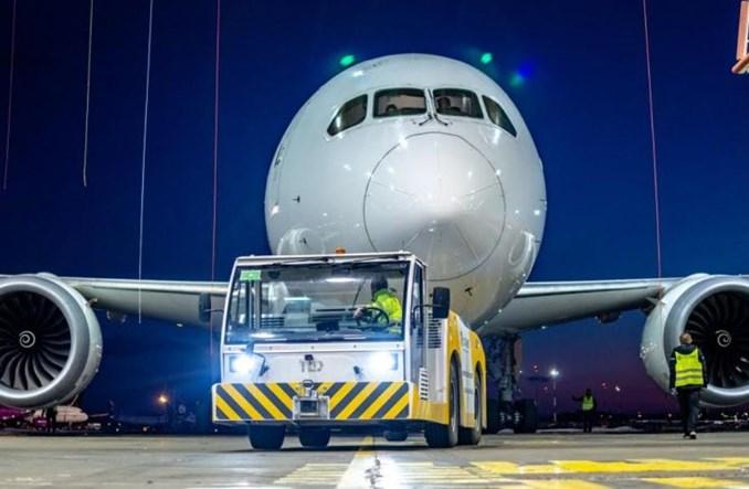 LOTAMS: Większy zakres oferowanych szkoleń w zakresie Dreamlinerów