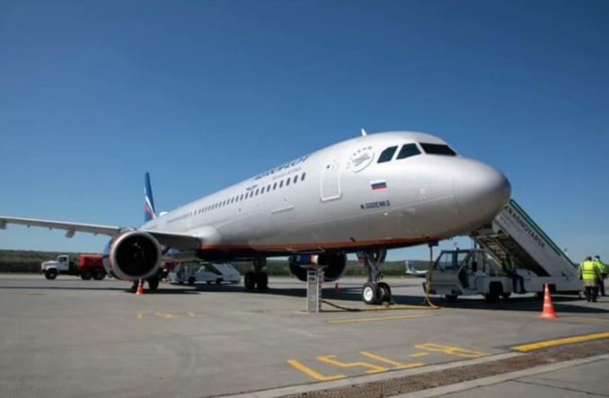 Krasnojarsk oficjalnie nowym węzłem regionalnym Aerofłotu