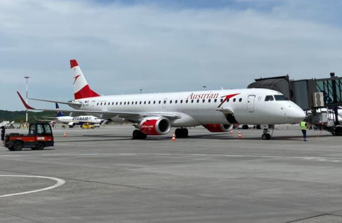Kraków Airport: Wzrost prawie o połowę liczby podróżnych w maju