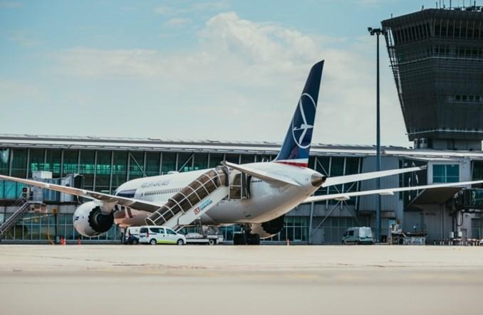 2020 w lotnictwie. Pandemia cofnęła Polskę o 15 lat