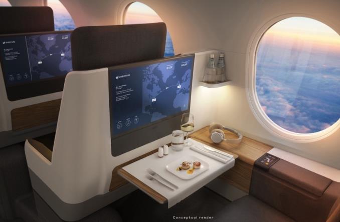 United poleci z prędkością naddźwiękową. Linia zamawia 15 maszyn od Boom Supersonic