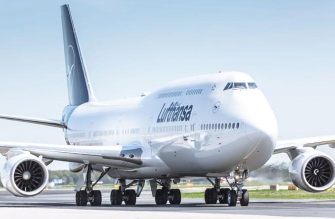 Lufthansa reaktywowała dwa kolejne boeingi 747-8