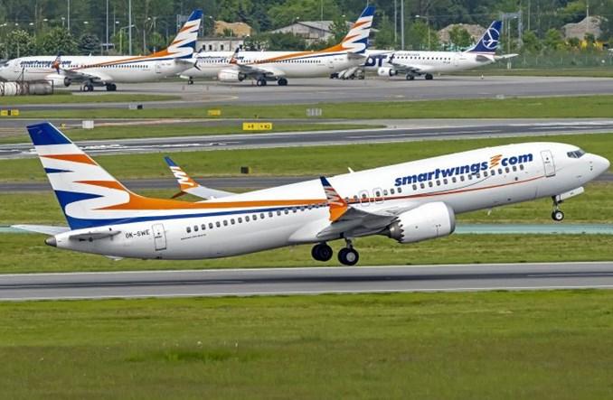Spory wzrost w maju operacji lotniczych w Polsce