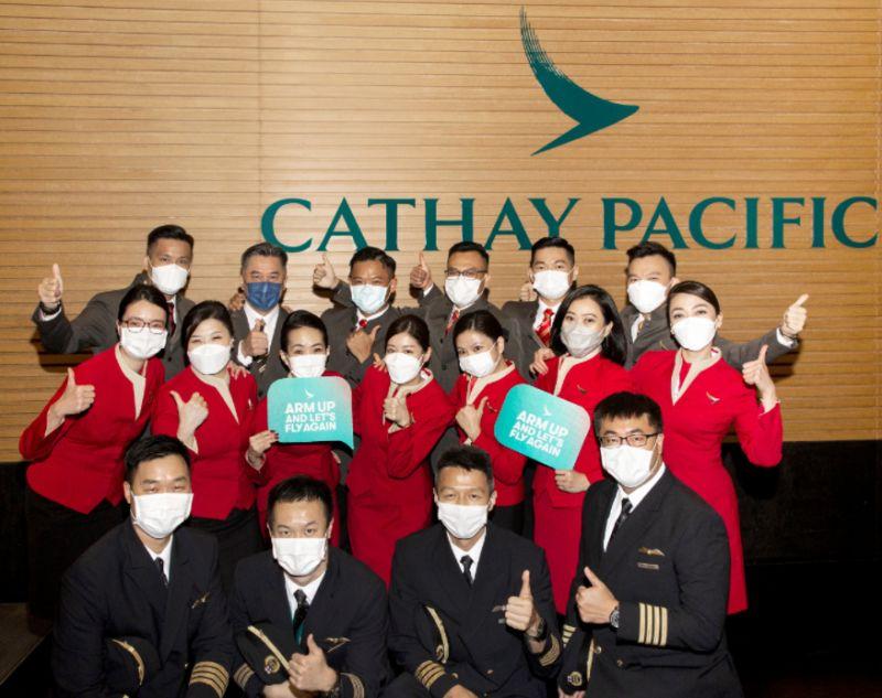 Cathay Pacific zamykają bazy w Kanadzie i Australii
