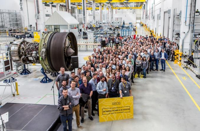 Centrum serwisowania silników lotniczych XEOS zawiesza działalność!