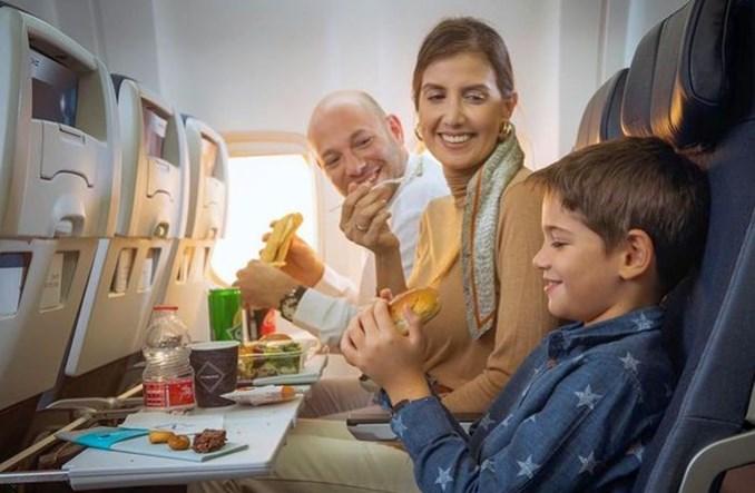 El Al planują bezpłatne rejsy dla dzieci poniżej 12 lat