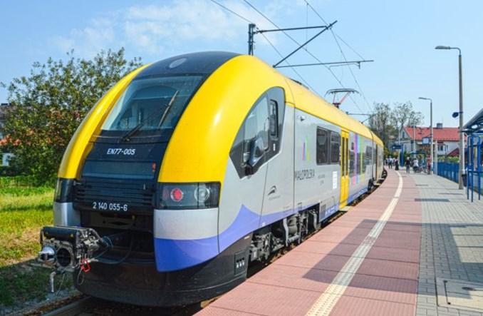 Więcej pociągów na lotnisko Kraków-Balice