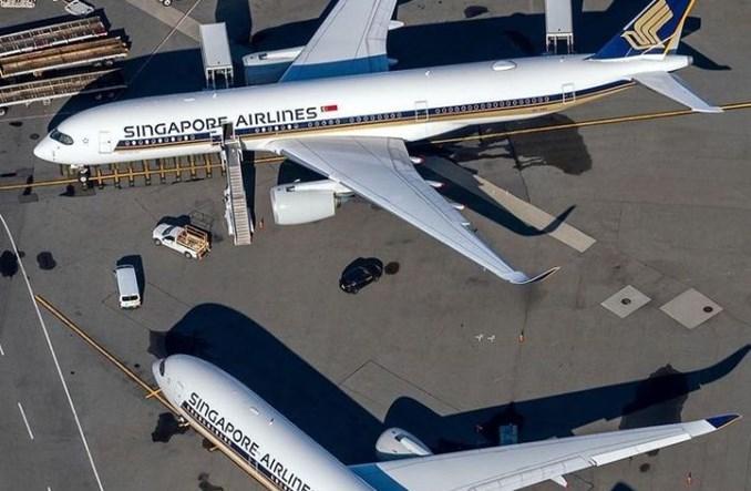 Singapore Airlines dolecą od połowy lipca do Manchesteru
