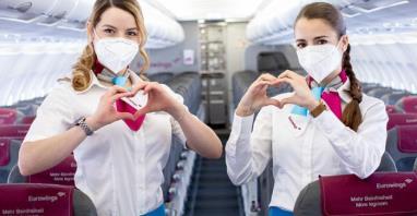 Czwarta międzynarodowa baza Eurowings powstanie w Pradze