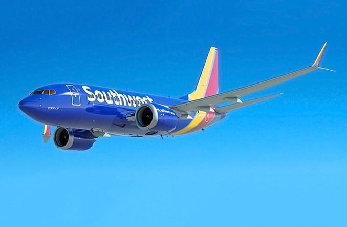 Southwest Airlines obniżyły prognozy na Q3. Spadek akcji największych linii w USA