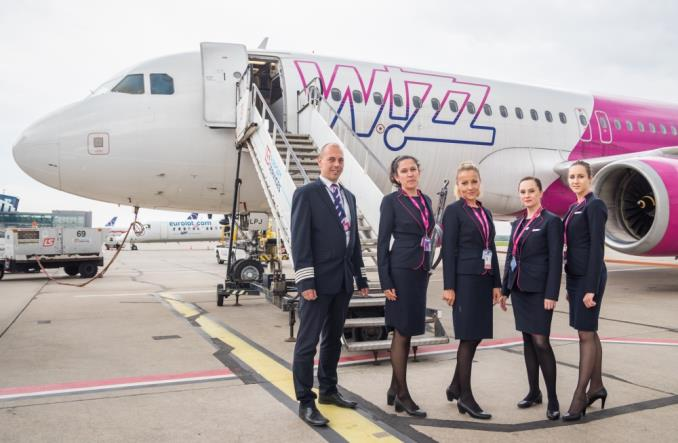 Katowice Airport: Wizz Air wznawia kilkadziesiąt tras