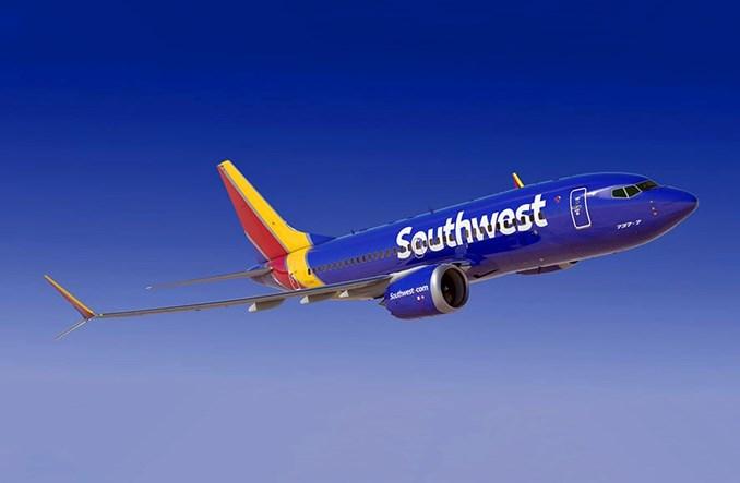 Southwest zamówił 34 kolejne boeingi 737 MAX 7