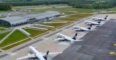 PPL: Widzimy sensowność istnienia zarówno lotniska w Radomiu, jak i Modlinie