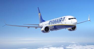 Ryanair odbiera pierwszego B737-8200 Gamechanger (kiedyś MAX)