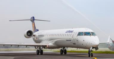 Lufthansa przywraca rejsy między Katowicami a Frankfurtem