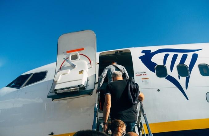 Szef Ryanaira ostro krytykuje politykę wjazdową Wielkiej Brytanii