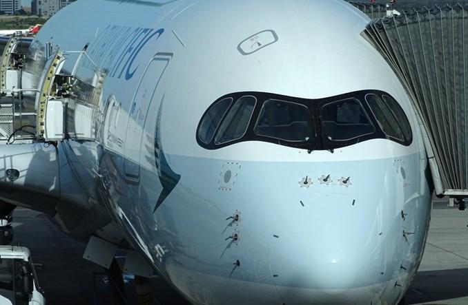 Cathay Pacific i Airbus pracują nad lotami komercyjnymi z pojedynczym pilotem w A350