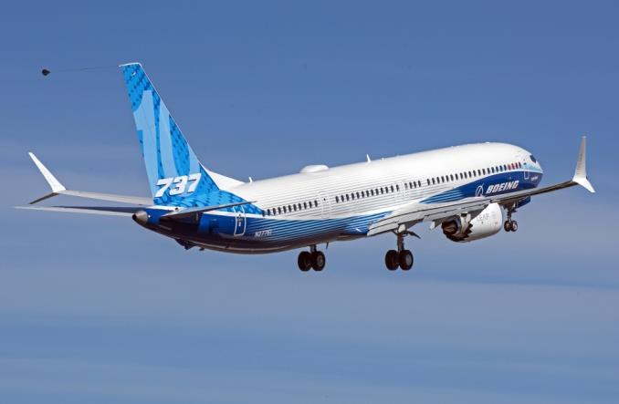 Pierwszy lot techniczny boeinga 737 MAX 10. To największy samolot z rodziny 737 MAX