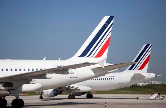 Blisko 200 kierunków w letniej ofercie Air France. 65 proc. poziomu z 2019 roku