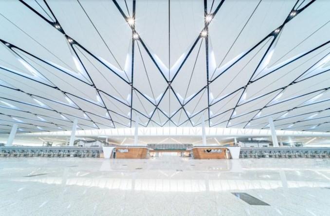 Chiny wzbogaciły się o kolejne megalotnisko, Tianfu International Airport w Chengdu