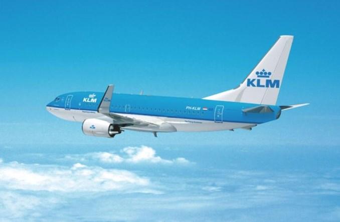 KLM chce pozyskiwać paliwo lotnicze z odpadów leśnych