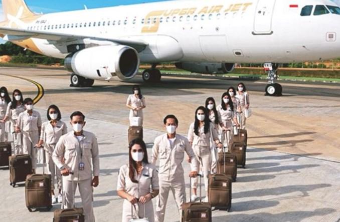 Super Air Jet uzyskały AOC i postawią na trasy z Dżakarty