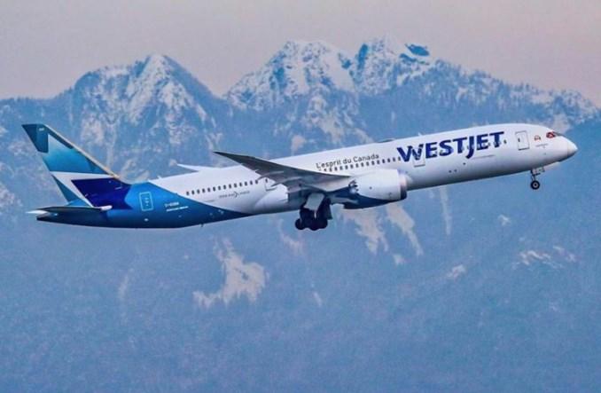 WestJet wznawiają krajowe połączenia. 11 nowych w Kanadzie