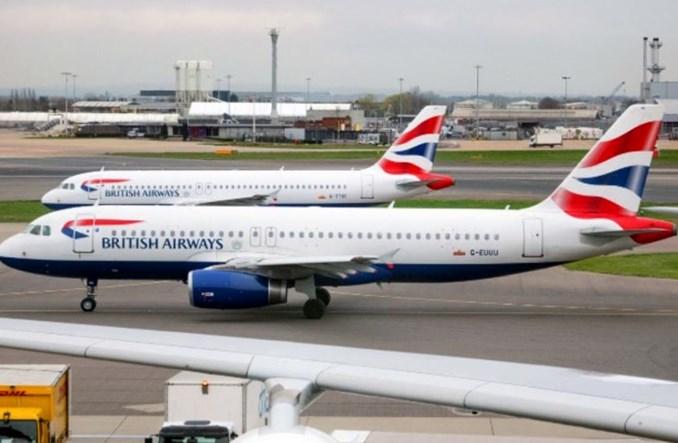 British Airways niemal podwoją liczbę rejsów w lipcu