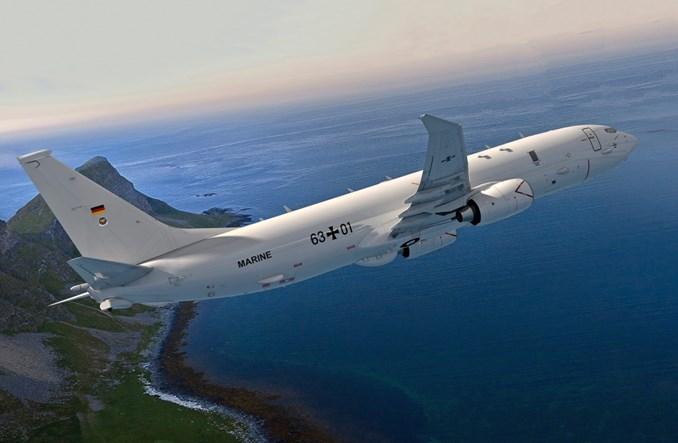 Boeing: Niemcy podpisały kontrakt na pięć samolotów P-8A Poseidon