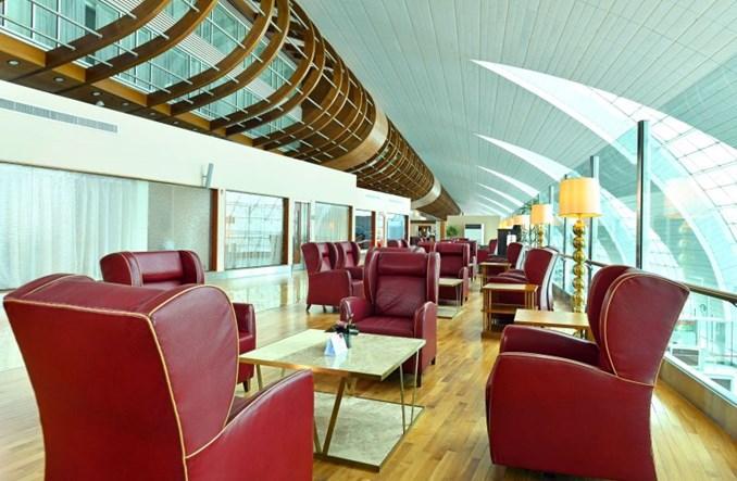 Dubaj: Emirates ponownie otwierają poczekalnię dla pierwszej klasy