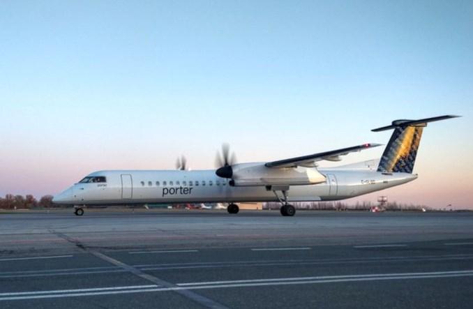 Porter Airlines wznowią operacje na początku września