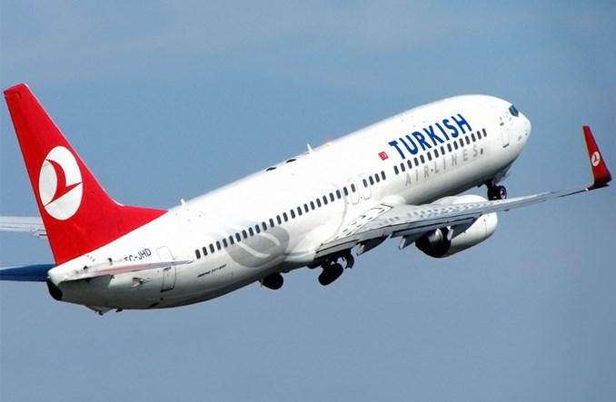 Turkish Airlines z nowym połączeniem z Polski. Linia poleci z Warszawy do Antalyi