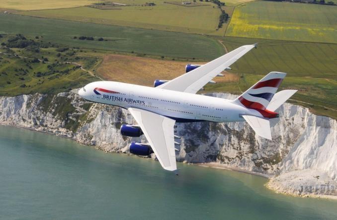 Lekki wzrost operacji lotniczych w Europie, największe spadki w British Airways