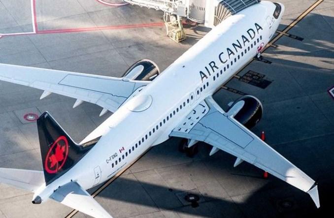 Air Canada wznowią rejsy na ośmiu połączeniach do Europy