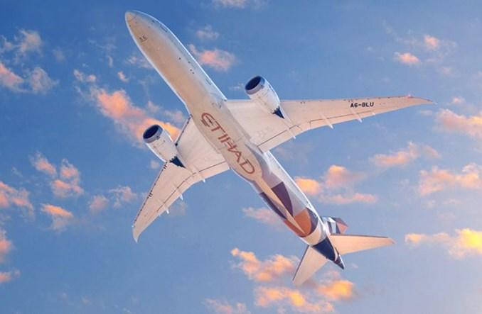 Etihad Airways zainaugurowały rejsy Dreamlinerem do Wiednia