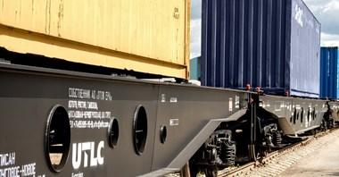 Kontenerowy transport kolejowy Europa – Chiny szybko rośnie