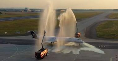 Lufthansa wznowiła rejsy z Hesji do Rzeszowa