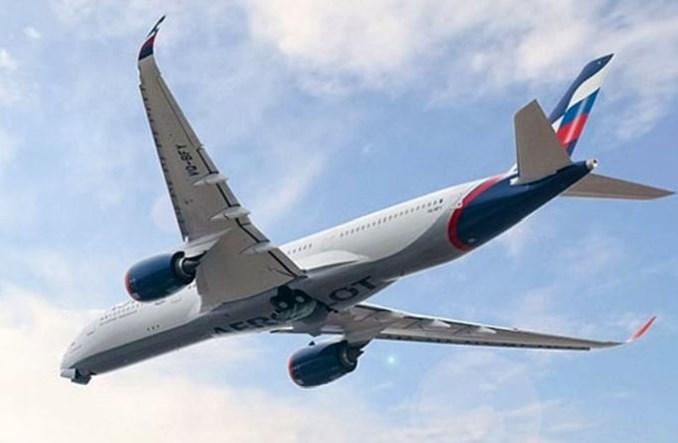 Grupa Aerofłot bliżej liczby pasażerów z 2019 roku. Silny krajowy sektor