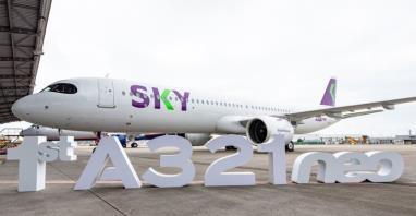 Chilijskie linie SKY otrzymały swój pierwszy samolot A321neo