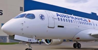 Air France przygotowuje się na przylot pierwszego airbusa A220-300