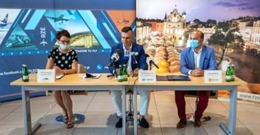 Lotnisko w Jasionce i Miasto Rzeszów wznawiają współpracę promocyjną