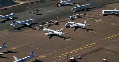 Finnair udostępnią za 65 euro szybkie testy na lotnisku w Helsinkach