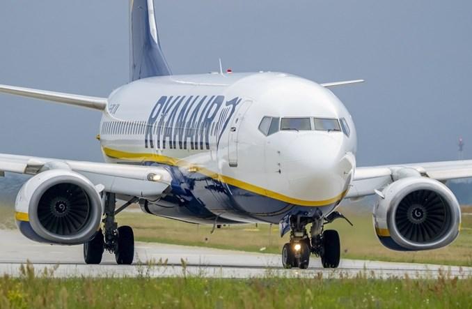 Ryanair chce być bardziej eko i wdraża kalkulator śladu węglowego