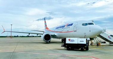 Smartwings realizują znów rejsy siedmioma boeingami 737 MAX-8. Dwa latają z Polski