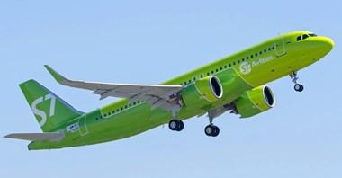 S7 Airlines uruchomią niskokosztowego przewoźnika w 2022 r. Linia poleci na A320neo
