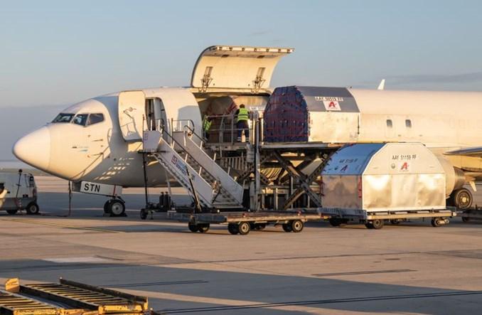 Katowice: Trzy nowe trasy cargo. Amazon doleci do Niemiec, Francji i Hiszpanii